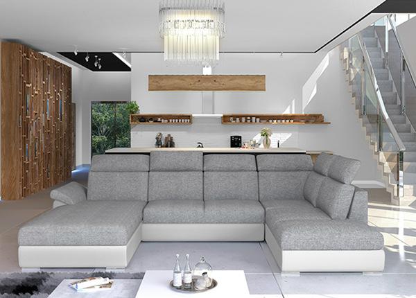 Угловой диван-кровать с ящиком TF-211337