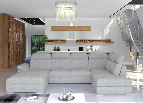 Угловой диван-кровать с ящиком TF-211343