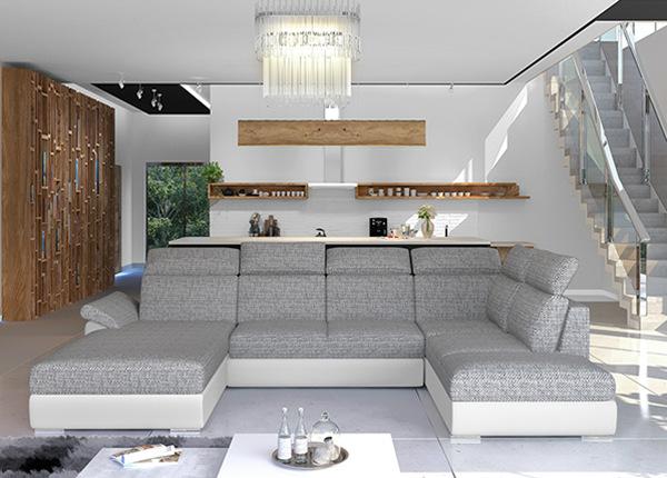 Угловой диван-кровать с ящиком TF-211347