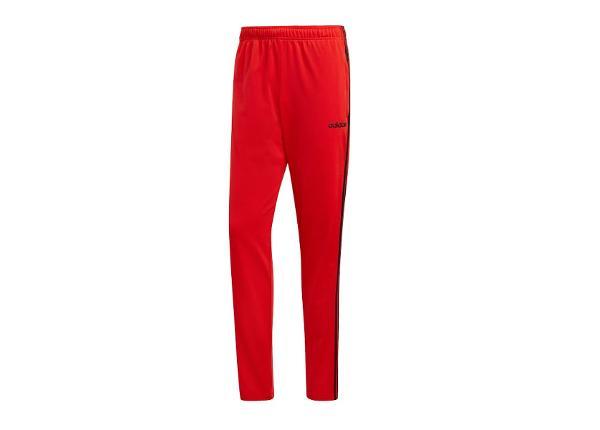 Miesten verryttelyhousut Adidas Essentials 3 Stripes Tapered Pant Tricot M DU3847