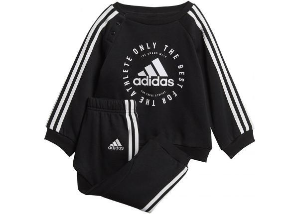 Lasten verryttelyasu Adidas I 3 Stripes Jogger FL Jr DV1285