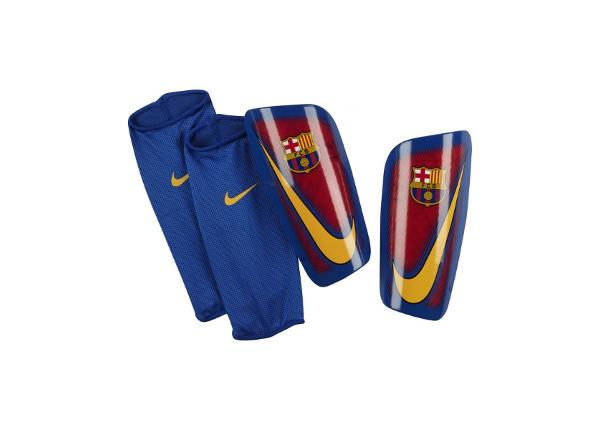 Miesten jalkapallo säärisuojat Nike Mercurial Lite FC Barcelona M SP2090-633