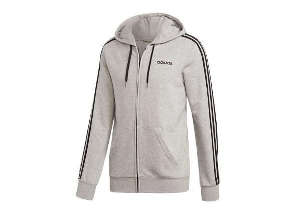 Miesten huppari Adidas Essentials 3 Stripes FZ French Terry M DU0473