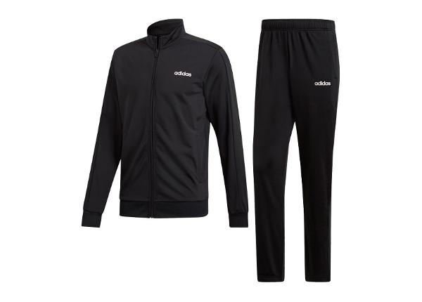 Miesten verryttelyasu Adidas Basics Tracksuit M DV2470