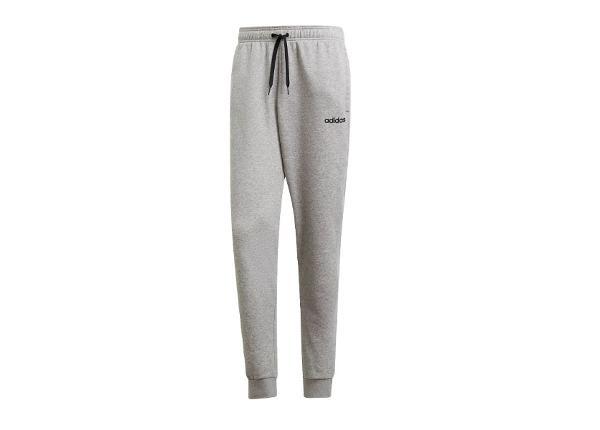 Miesten verryttelyhousut Adidas Essentials Plain Tapered Fleece M DQ3061