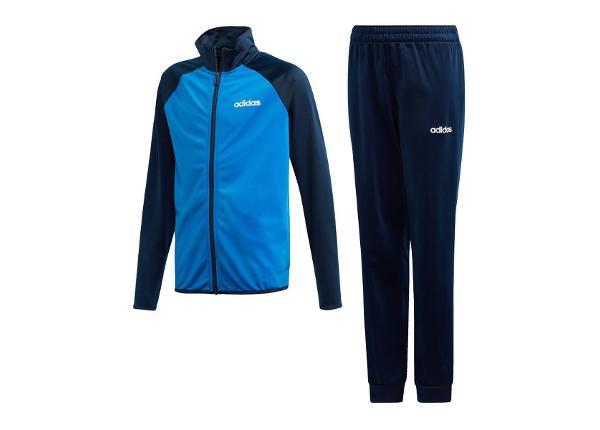 Lasten verryttelyasu Adidas Essentials Linear Tracksuit JR DV1744