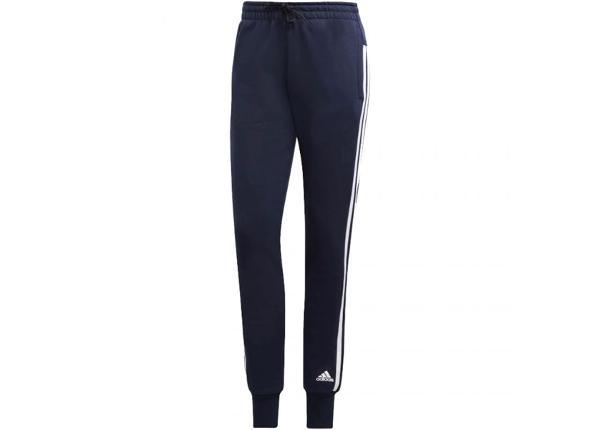 Naisten verryttelyhousut Adidas W MH 3S Pant W DU0010
