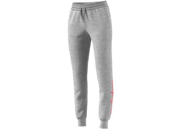 Naisten verryttelyhousut Adidas W E Lin Pant W EI0658