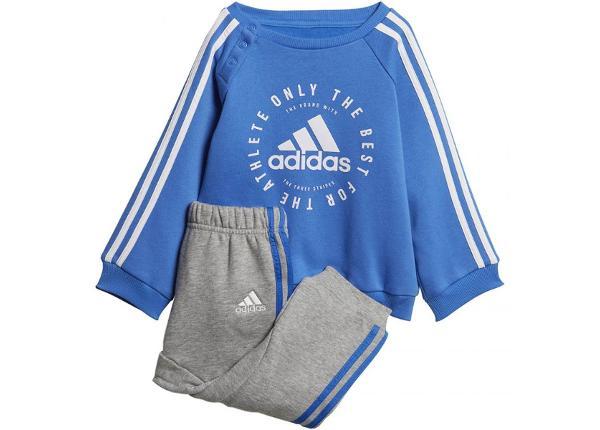 Lasten verryttelyasu Adidas I 3 Stripes Jogger FL Jr DV1278