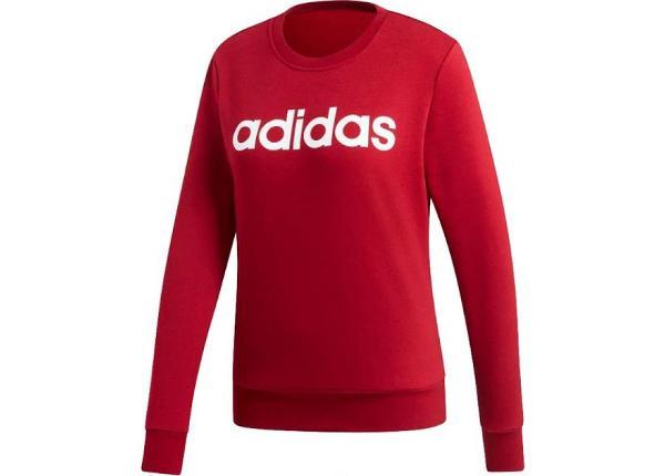 Naisten treenipaita Adidas E LIN Sweat W EI0677