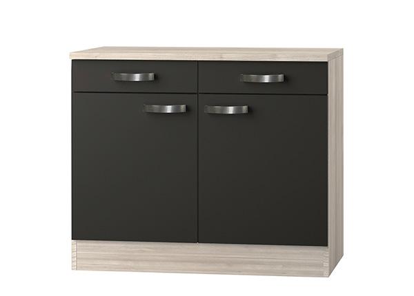 Alumine köögikapp Faro 100 cm SM-212545
