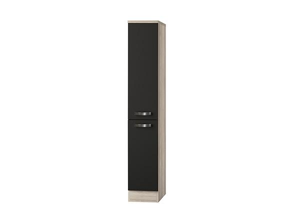 Poolkõrge väljatõmmatav köögikapp Faro 30 cm
