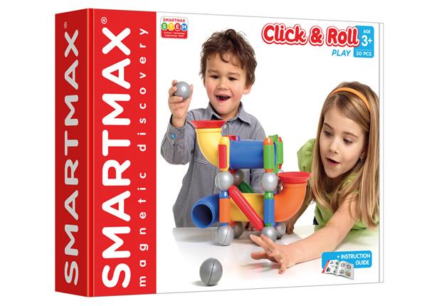 Ehita & veereta SmartMax 30 osa