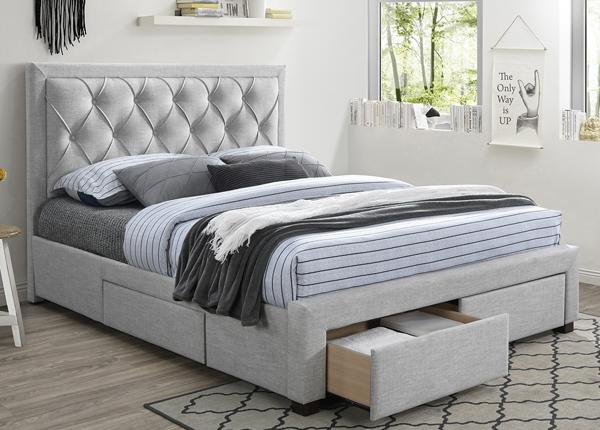 Sänky vuodevaatelaatikolla 160x200 cm RA-212751