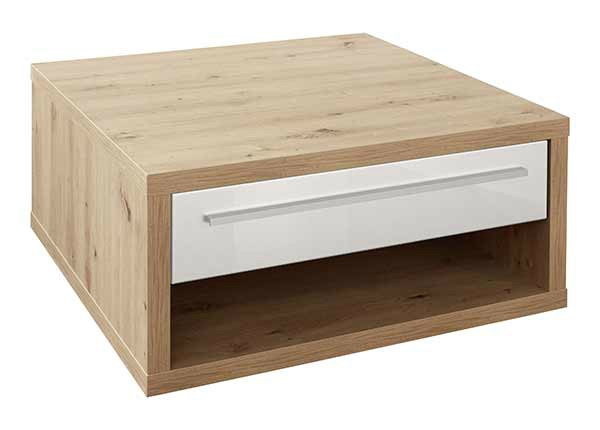 Sohvapöytä Odino 80x80 cm CD-212838