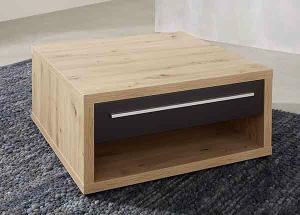 Sohvapöytä Odino 80x80 cm CD-212839
