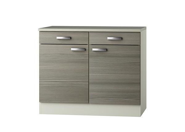 Alumine köögikapp Vigo 100 cm