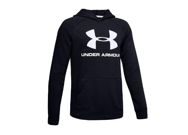 Lasten huppari Under Armour Rival Logo Hoody Jr 1325328-001