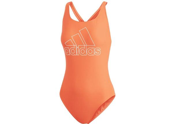 Naisten uimapuku adidas Fit Suit Bos W DY5900