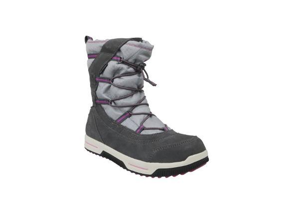 Детские зимние сапоги Timberland Snow Stomper Pull On WP JR A1UJ7