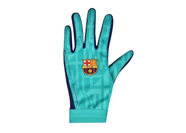 Тренировочные перчатки Nike FC Barcelona Hyperwarm Academy GS3893-309
