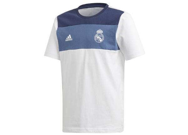Lasten jalkapallopaita adidas Real Madrid Kids DX8692