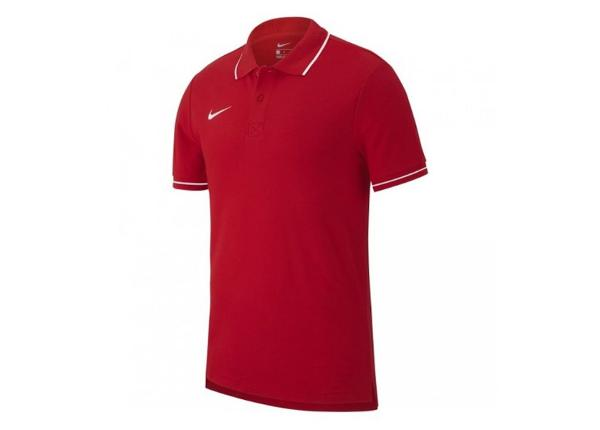 Lasten jalkapallopaita Nike Y Polo Team Club 19 SS Junior AJ1546-657