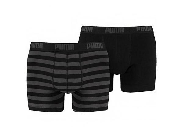 Miesten alushousut Puma Stripe M 1515 Boxer 2P 591015001 200