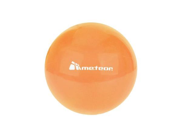 Kummipall Meteor 20cm 31158 oranž