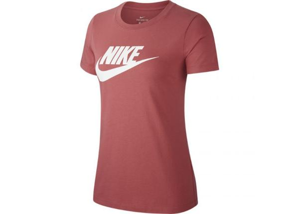 Naisten vapaa-ajanpaita Nike W Tee Essential Icon Future BV6169 897