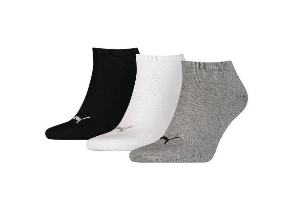 Urheilusukat Puma Sneaker Plain 3P 261080001 882