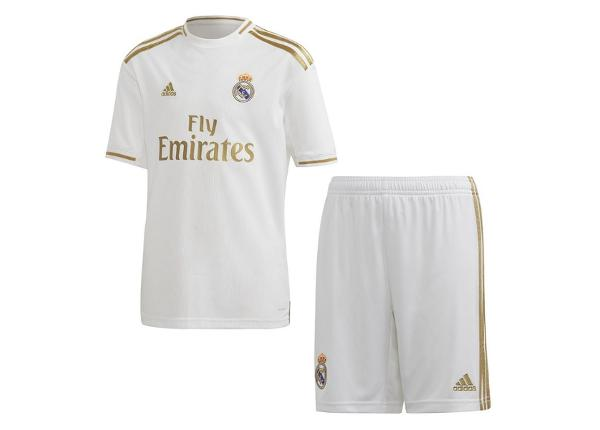 Lasten jalkapalloasu adidas Real Madrid H Y Kit Junior DX8841