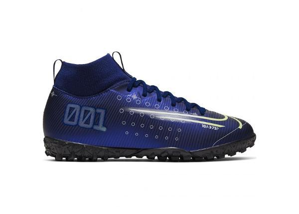 Lasten jalkapallokengät Nike Mercurial Superfly 7 Academy MDS TF Jr BQ5407 401