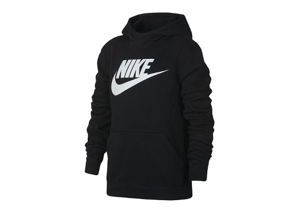 Lasten huppari Nike NSW PO Hoodie Club Fleece HBR Jr BV0786-010