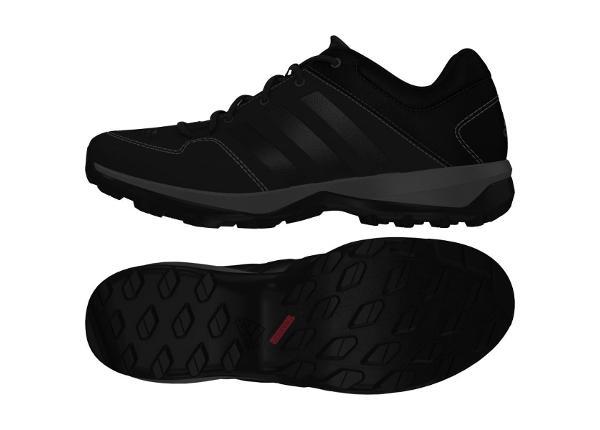 Miesten retkeilykengät Adidas Daroga Plus Lea M B27271