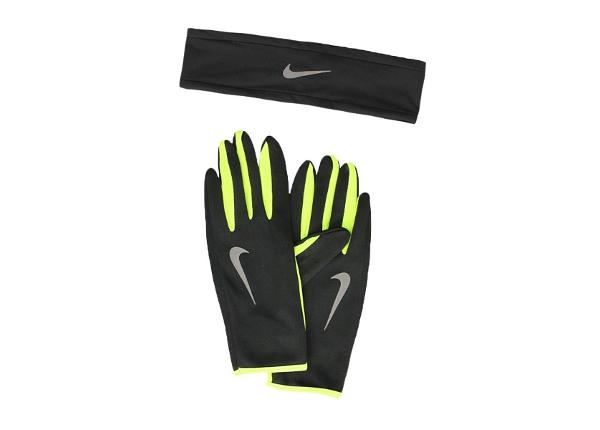 Treenihanskat Nike Headbands and Glove Set NRC33-092