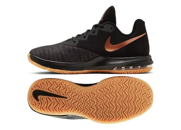 Miesten koripallokengät Nike Air Max Infuriate III Low M AJ5898-009