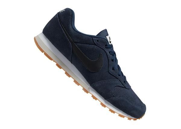 Miesten vapaa-ajan kengät Nike MD Runner 2 Suede M AQ9211-401