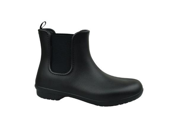 Naisten kumisaappaat Crocs Freesail Chelsea Boot W 204630-060