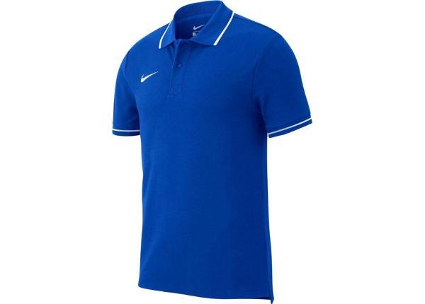 Lasten jalkapallopaita Nike Y Polo Team Club 19 SS Junior AJ1546-463