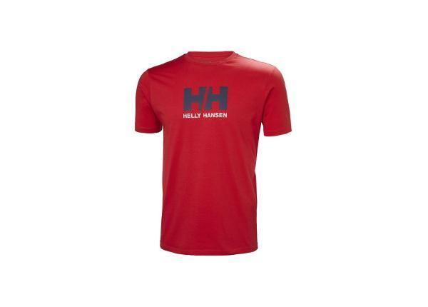 Miesten vapaa-ajanpaita Helly Hansen Logo M 33979-110