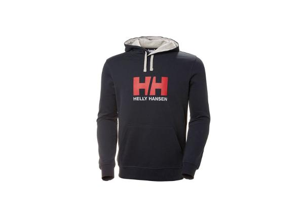 Miesten huppari Helly Hansen Logo Hoodie M 33977-597