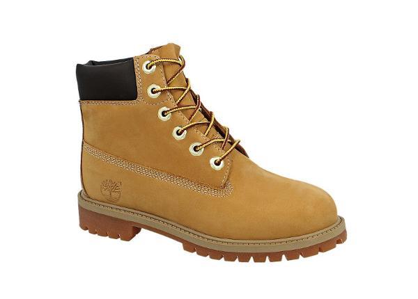 Детские зимние сапоги Timberland 6 In Premium WP Boot JR 12909