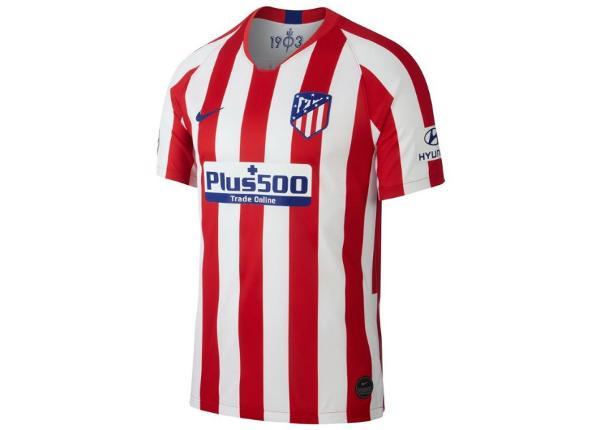 Miesten jalkapallopaita Atletico Madrid Breathe Starium JSY SS Home M AJ5523-612