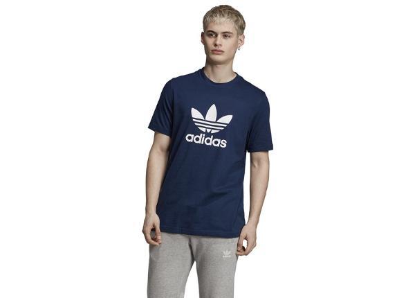 Miesten vapaa-ajanpaita adidas Originals Trefoil M ED4715