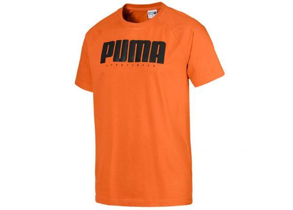 Miesten vapaa-ajanpaita Puma Athletics Tee M 580134 17