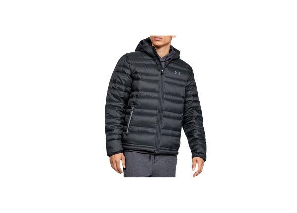 Miesten untuvatakki Under Armour Down Hooded Jacket M 1342738-001