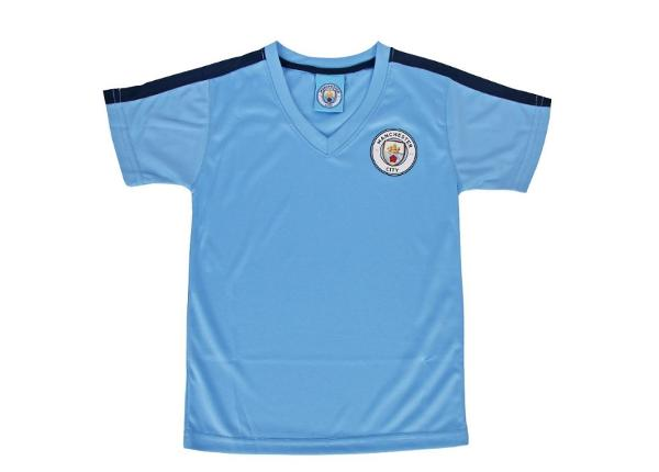Miesten jalkapallopaita Manchester City M SR0575A