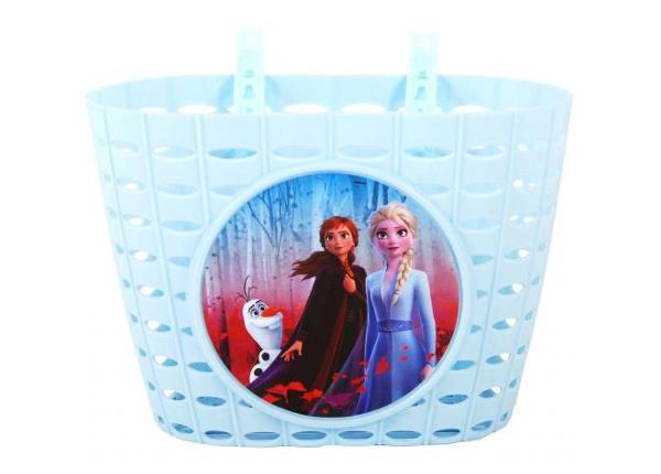 Polkupyörän kori lapsille Disney Frozen