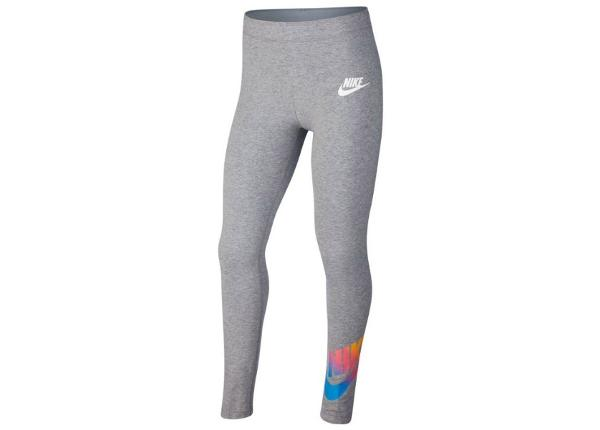 Lasten verryttelyhousut Nike G NSW Favorites FF Junior CJ6946-091